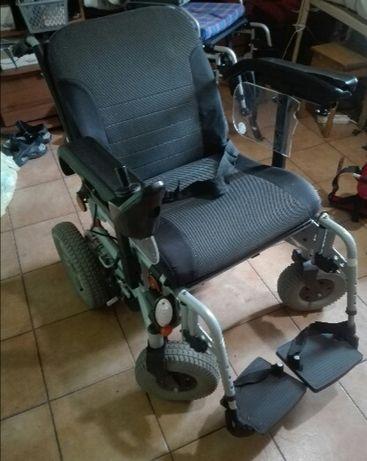 Elektryczny wózek inwalidzki