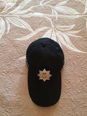 Новая полицейская кепка