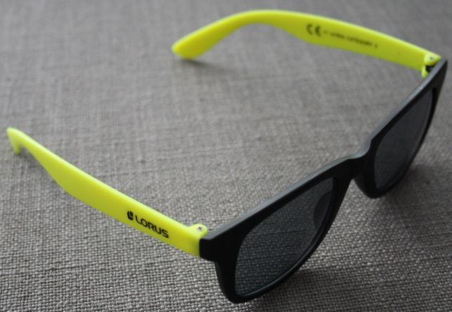 Okulary przeciwsłoneczne Lorus - Nowe - oryginał