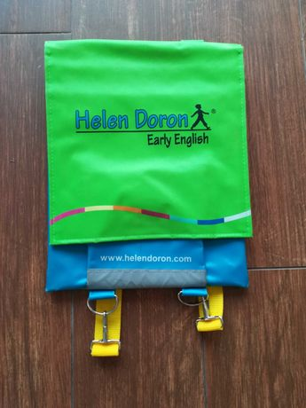 Oddam plecak dla dziecka Helen Doron