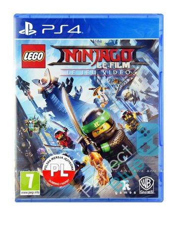 Gra LEGO Ninjago PS4 werjsa PL