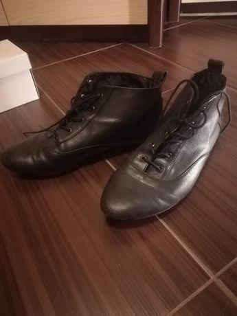 Sznurowane buty h&m, r. 41
