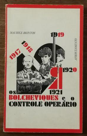 bolcheviques e o controlo operário, maurice brinton
