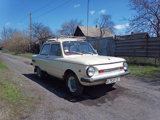 Продам Запорожец 968М