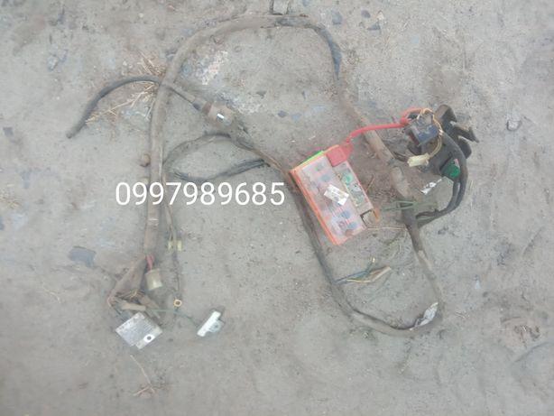 Проводка взборі котушка реле Комутатор,АКБ Honda tact 24