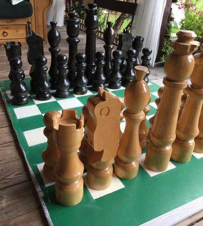 szachy rzeźbione