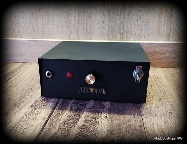 Maddog Amps - Lampowa Końcówka Mocy - 3W