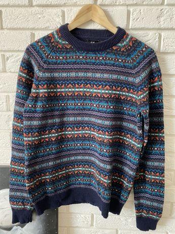 Sweterek 50% welna S/M