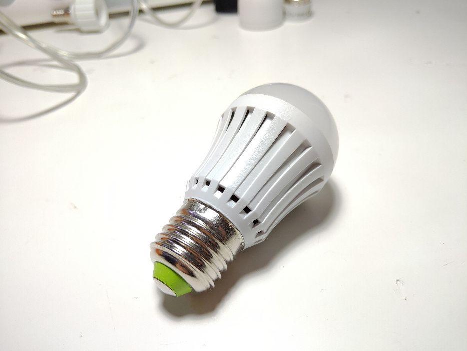 Lâmpadas LED NOVAS Mangualde, Mesquitela E Cunha Alta - imagem 1