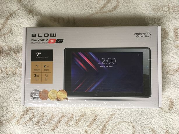 Tablet Blow BlackTAB7