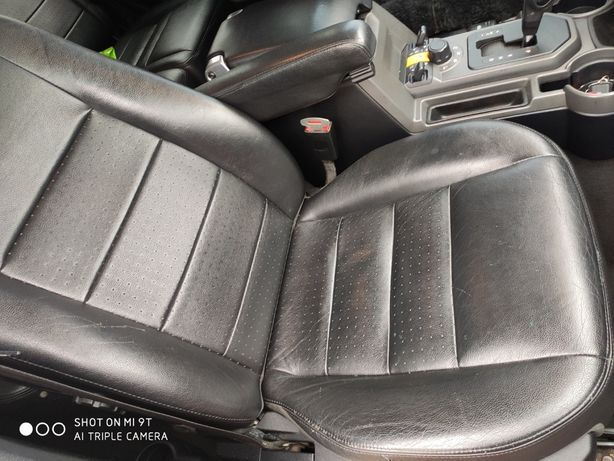 Сиденья Сидения салон карты сидушки Land Rover Discovery 3.