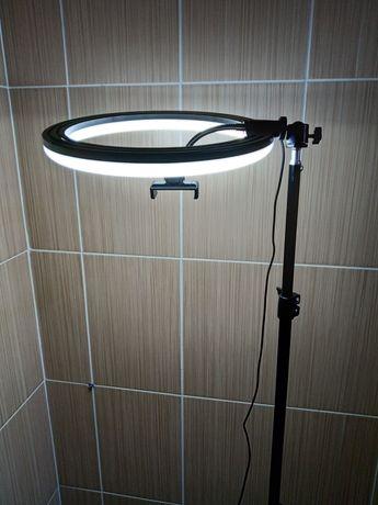 >  Лампа кольцевая свет лампа тикток + штатив + Подарок !