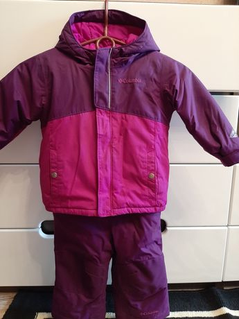 Комбинезон Columbia Omni-Heat 80-86, 86-92, полукомбинезон,куртка