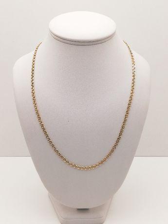 Nowy Złoty łańcuszek Galibardka splot galibardi 14k 585 Sklep K&K