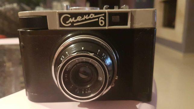 Stary aparat fotograficzny CMENA 6