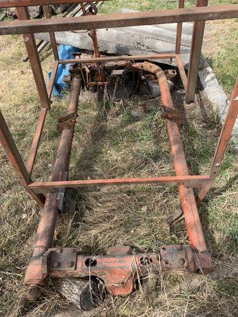 Шаси ,рама трактор т-16