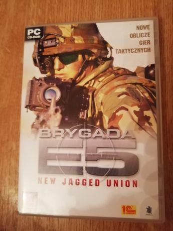 "Gra na PC ""Brygada E5 New Jagged Union"""