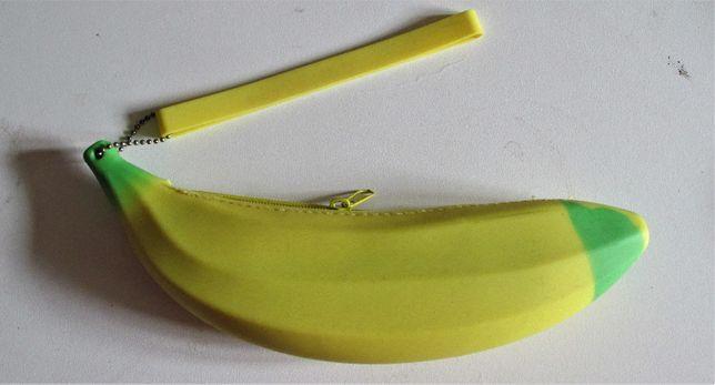 Bolsa Banana, porta-lápis, carteira ou bolsa de maquilhagem