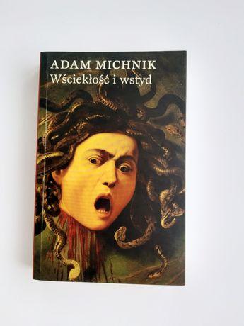 Wściekłość i wstyd Adam Michnik