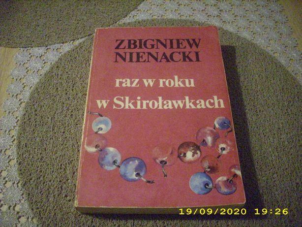 Raz w roku w Skiroławkach - Z. Nienacki / js.