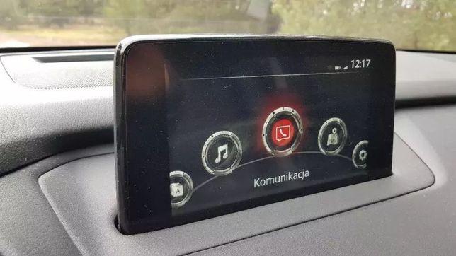 Polskie Menu Lektor Mazda MZD NB1 USA EU