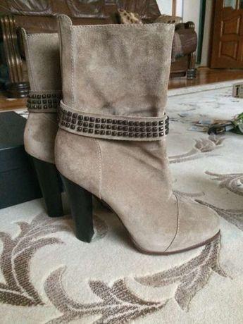 Ботильоны ботинки сапоги nursace