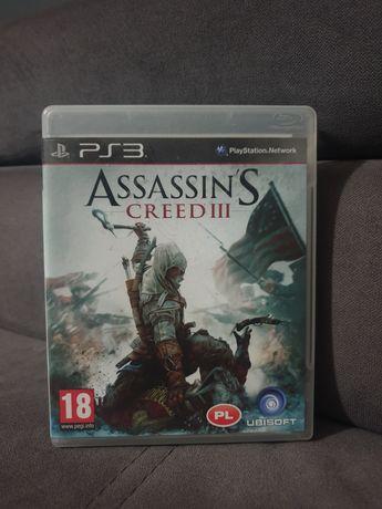 Gra Assassin's Creed 3 III PS3 PL - używana