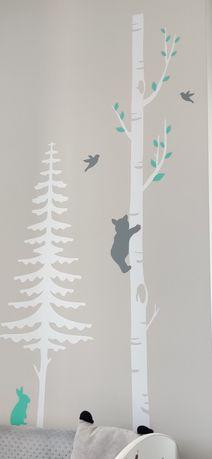 Naklejki na ścianę dla dziecka pokój dziecka