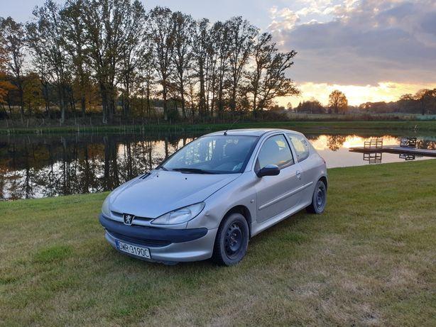 Peugeot 206 - 1.8 ccm - 2005