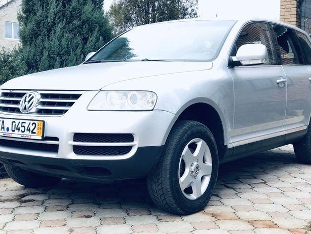 VW TOUAREG Фольксваген Туарег из Германии уже в Донецке. Пригон авто.