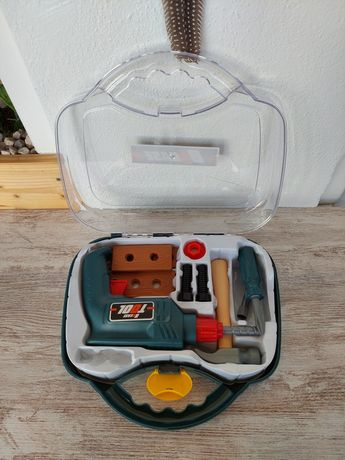 Caixa de ferramentas kids nova