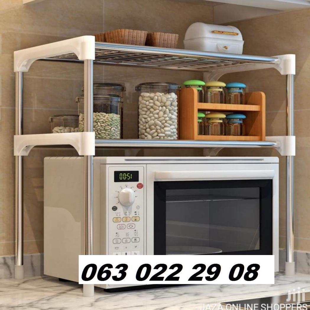 Настольный стеллаж Полка для кухни, полка-органайзер
