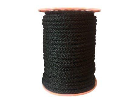 Lina, sznur - czarny