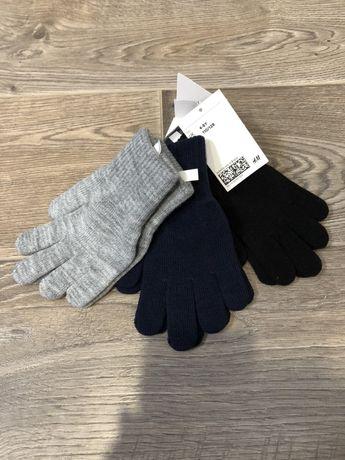 Перчатки, рукавички Н&М 4-8 лет
