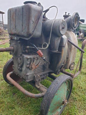 Motopompa diesel spalinowa
