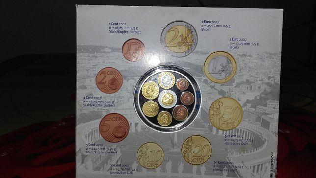 Srebrny medal Vatikan 2002r.