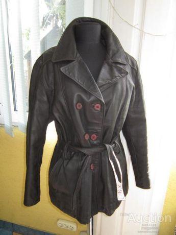 Кожаная женская куртка VERA PELLE из Германии 7
