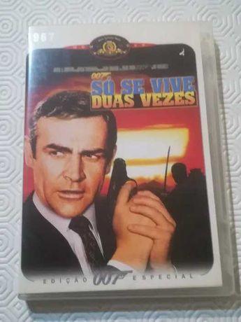 So se vive duas vezes James Bond com Sean Connery