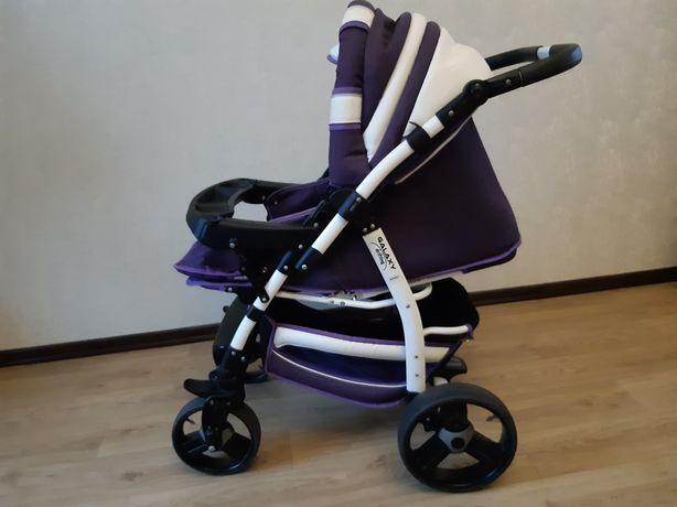 Продам детскую коляску Adamex Galaxy Drifting зима-лето