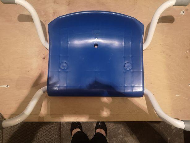 Siedzisko na wannę dla niepełnosprawnych .