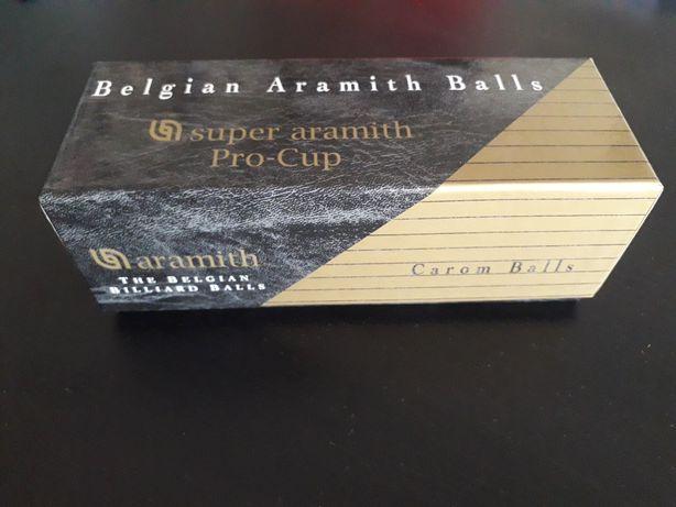 Bolas de bilhar Super Aramith Pro Cup NOVAS
