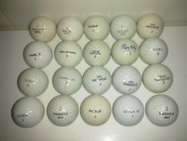 Bolas de golf originais