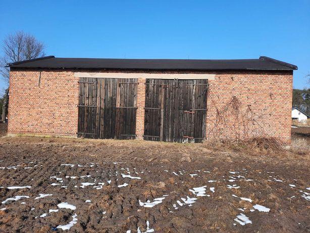 Stodoła murowana, wynajmę stodołę, magazyn, budynek gospodarczy