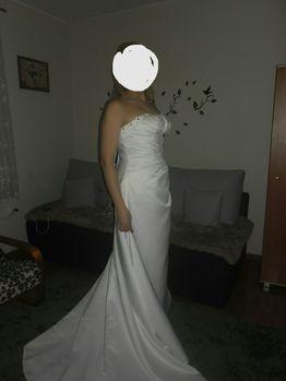 Suknia ślubna rozmiar 42 do 46