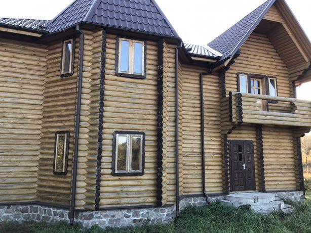 Продам или обменяю сруб, дом Старые Безрадичи, Обуховский район