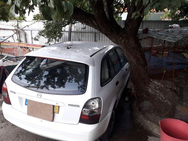 Vendo carro mazda323f