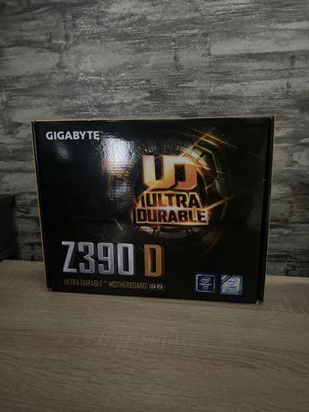 Материнская плата GIGABYTE Z390 D
