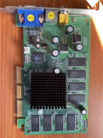 Placa gráfica Nvidia GForce4 MX480