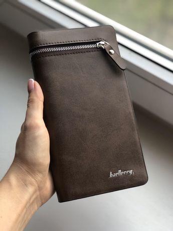 Мужской кошелек-портмоне Baellerry Italia