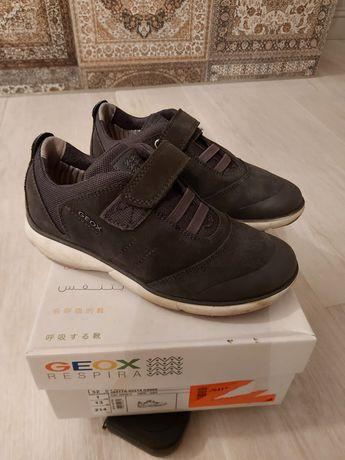 Skórzane buty Geox nebula 32 stan idealny